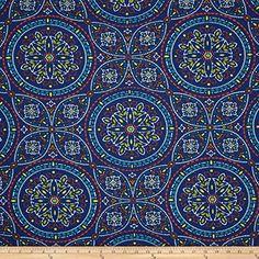 Richloom Solarium Outdoor Alden Confetti Fabric By The Ya...