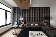 Картинки по запросу дизайн гостинной с темными стенами
