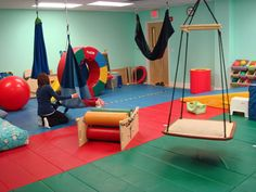 pediatric therapy gym - Google Search