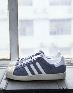 adidas Originals Superstar in Denim