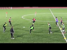 Relay Warm Up Games. - YouTube