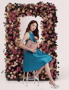 Diy Fashion Hacks, Fashion Trends, Lee Sung Kyung, Joo Hyuk, Asian Celebrities, Beauty Portrait, Korean Street Fashion, Korean Actresses, Bridesmaid Dresses