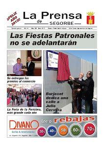 LA PRENSA DE SEGORBE nº 158 Enero 2013