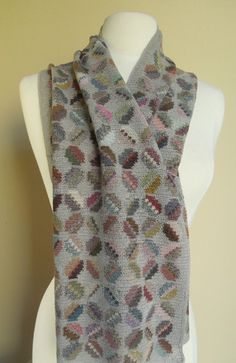 crochet scarf by sophie digard