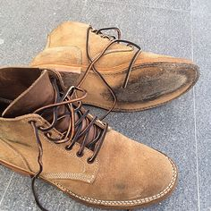 """""""No step for mankind, many small steps for me. #vibergboot #boondocker #boots #workwear"""""""