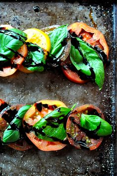 Paleo Caprese Salad | Fed and Fit ...it's raw, vegan, in season, and delicious.