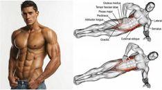 5 Achievable Oblique Exercises For Core Strength & Flat Stomach 10 Min Ab Workout, Oblique Workout, Hip Workout, Dumbbell Workout, Oblique Exercises, Easy Workouts, Core Exercises, Fitness Workouts, Gym Fitness