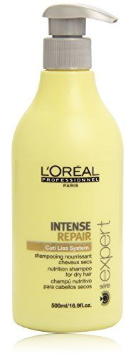 L'oreal Professionnel Serie Expert Intense Repair Shampoo, 16.9 Ounce >>> Check this awesome image @