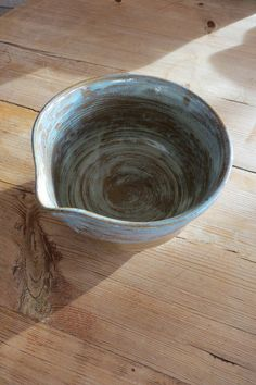 Pottery bowl by Knme on Etsy, $19.00