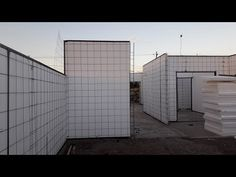 Steel Frame House, Container Architecture, Concrete, Cement, Vintage Furniture, Building, Youtube, Home Decor, Crafts