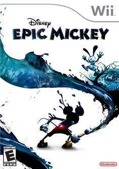 Download Disney Epic Mickey Wii iso
