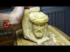 Jesus Christ - Grana Carving!