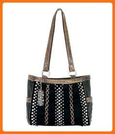 7d5d32ec54ed 4122769 American West Women s River Rock Purse - Black - Shoulder bags  ( Amazon Partner-Link)