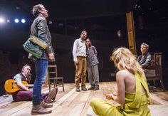 Uncle Vanya review at the Almeida Theatre, London – 'full of ache and longing'