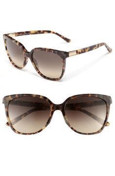Gucci 57mm Oversized Sunglasses | Nordstrom