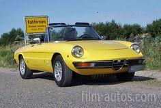 1979 Alfa Romeo Spider 2000 Veloce