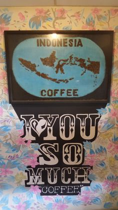 feminine mural on the wall #steffart #coffeeshop #coffeeart #mural #lettering #coffeelovers