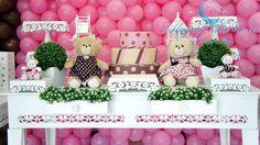 decoração de festa infantil patati patata provençal menina - Pesquisa Google