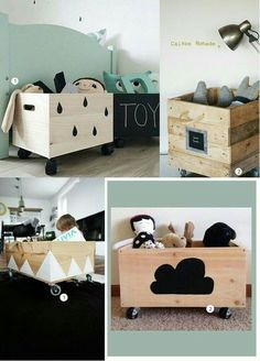 19 Unique Toy Storage Ideas for Kids Playroom Bedroom & Small Space Living Room 2019 Ikea Storage, Toy Storage, Storage Ideas, Bathroom Storage, Organization Ideas, Wall Storage, Storage Solutions, Storage Stairs, Wall Shelves