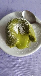 Tortino al pistacchio con cuore morbido Bimby | http://www.bimbymania.com/2016/10/tortino-al-pistacchio-cuore-morbido-bimby/
