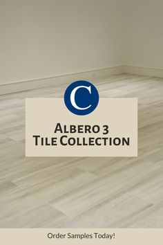 Looking for something that can withstand your kids/pets/guest/employees? Well, the Albero 3 Collection from Cancos Tile and Stone is your answer! This porcelain tile is built to last, and is perfect for a multitude of spaces. It offers a classic look with it's natural wood look that makes it a great compliment to many spaces. Check out our website and order your sample today!