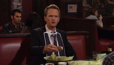 Bro-Bib | HIMYM | Barney Stinson | Suit Up