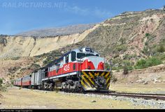 RailPictures.Net Photo: 435 Ferrocarril Huancayo Huancavelica ALCo DL535 at Izcuchaca, Peru by Darío Saidman