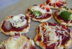 Mini-Pizzen - Dagmar von Cramm