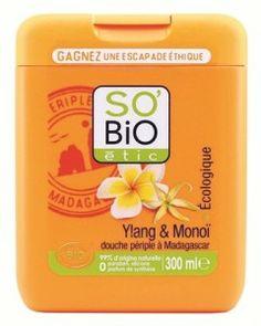 Razem z żelem pod prysznić #SoBio przeniesiesz się w słoneczny świat Madagaskaru