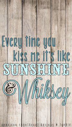 Frankie Ballard ~ Sunshine & Whiskey