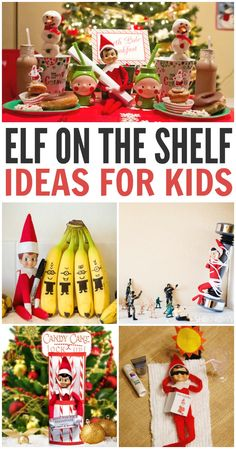 Ten Fun Elf on the Shelf Ideas for Kids! This is great for home or classroom! - Kreative in Life