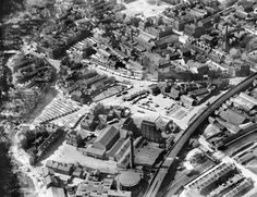 barnsley aerial view old - Google Search