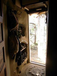 mud room 01 by The Year of Mud, via Flickr