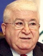 Fuad MASUM. Presidente de la República de Irak desde mediados de 2014.