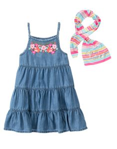 Find girls clothes at Gymboree and shop a great selection of styles. Shop deals on girls dresses, jeans, shirts and more. Little Girl Fashion, Kids Fashion, Cute Baby Clothes, Doll Clothes, Baby Girl Dresses, Girl Outfits, Spring Vacation, Find Girls, Gymboree