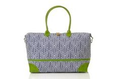 I saw this Toss Weekend bag on a blog (SheSheShoppers.com) about what to pack for the perfect weekend getaway.