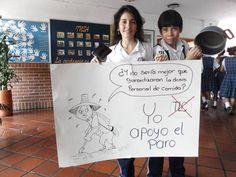 Apoyo a los campesinos #ParoNacional #Colombia (vía @MiltonteleSUR)