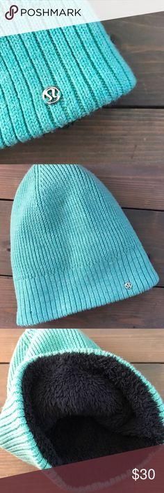 Lululemon Lined Beanie Warm, slightly oversized lululemon beanie. lululemon athletica Accessories Hats