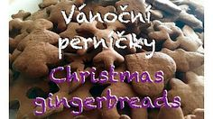 Christmas gingerbreads | Vánoční perníčky  PK stuff&fun - YouTube - YouTube