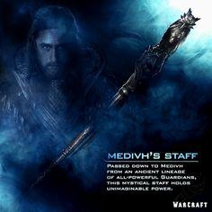 warcraft movie medivh