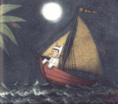 :: Sweet Illustrated Storytime :: Illustration by Maurice Sendak
