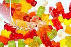 Gummibärchen ohne Gelatine selber machen - so klappt's
