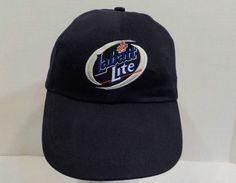 Labatt Light Beer Baseball Hat Cap Strapback #MADDesign #BaseballCap