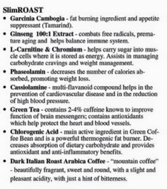 Lose weight with #slimroast The healthiest coffee on the Planet!  #valentus #mlm…