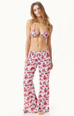 f4d09ddcf8 delhi pant by TORI PRAVER Beach Pants