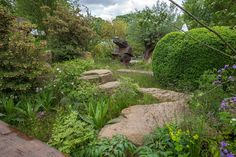 The Chatsworth Garden at the RHS Chelsea Flower Show 2015 / RHS Gardening