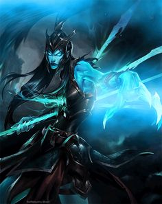 Kalista ♥  the Spear of Vengeance. - League of Legends