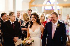 A wonderful wedding at home story proving that sometimes holiday romances do last. Marquee Wedding, Father Of The Bride, Home Wedding, Sons, Wedding Dresses, Photography, Fashion, Wedding At Home, Bride Dresses