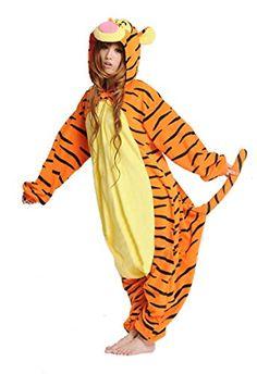 Halloween Party Costume Animal Onesie Kigurumi Pajama For...