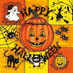 Ambiente-Happy-Halloween-Paper-Napkins-Serviettes-Pk-of-20-Luxury-3-Ply-Pumpkin